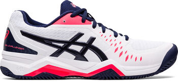 Asics GEL-Challenger 12 Clay tennisschoenen Dames Wit