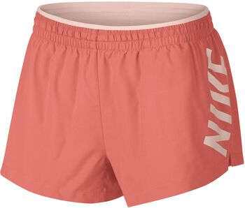 Nike Elevate GX short Dames Oranje