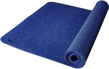 Nike Move yogamat 4mm Blauw