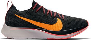 Nike Zoom Fly Flyknit hardloopschoenen Dames Zwart