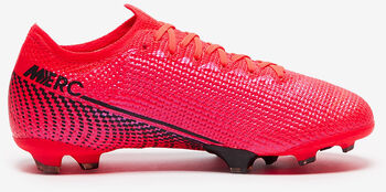 Nike Jr. Mercurial Vapor 13 Elite FG voetbalschoenen Rood