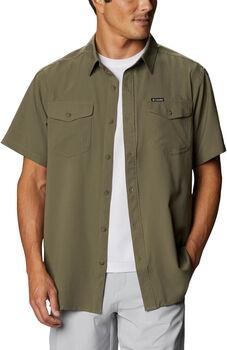 Columbia Utilzier II Solid t-shirt Heren Groen