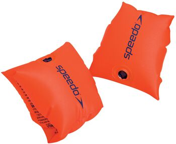 Speedo Ora jr zwembandjes Oranje