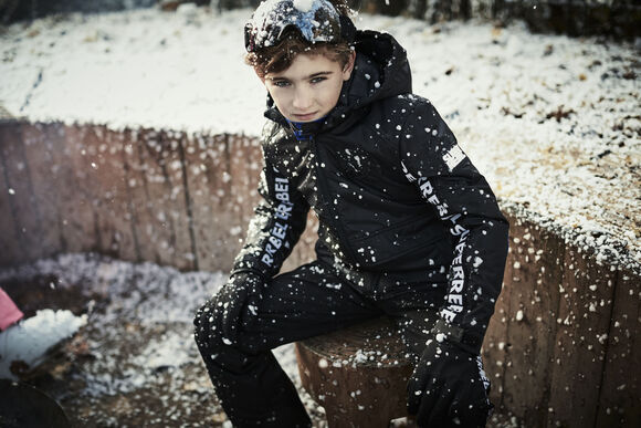 Fashion Sporty Plain kids ski-jas