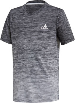adidas AEROREADY Gradient kids shirt  Jongens Zwart