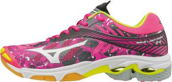 Mizuno Wave Lightning Z4 indoorschoenen Dames Roze