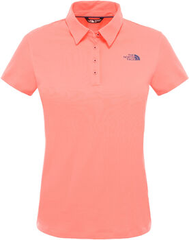 The North Face Tech poloshirt Dames Roze