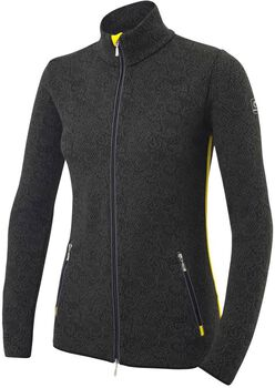 Newland Full Zip hoodie Dames Zwart