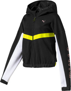 Puma HIT Feel It Sweat jack Dames Zwart