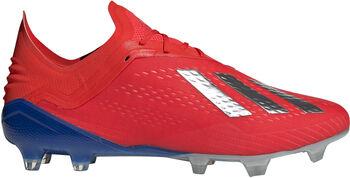 ADIDAS X 18.1 FG voetbalschoenen Heren Rood