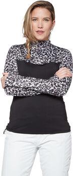 Protest Prya 1/4 Zip sweater Dames Zwart