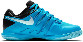 Nike Air Zoom Vapor X Clay tennisschoenen Dames Blauw
