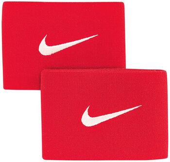 Nike Guard Stay II scheenbeschermers Rood
