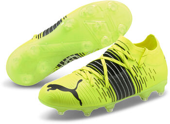 Puma FUTURE Z 2.1 FG/AG kids voetbalschoenen Geel