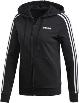adidas Essentials 3-Stripes hoodie Heren Zwart