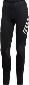 ADIDAS Alphaskin Sport 3-Stripes tight Dames Zwart