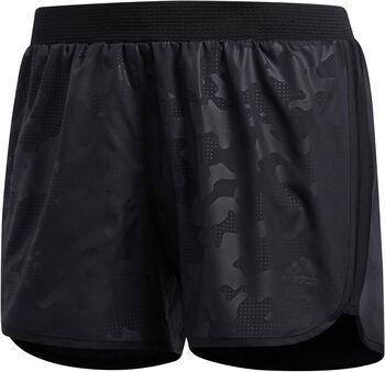 adidas Marathon 20 Camo Short Dames Zwart