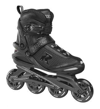 Roces Icon 80 skates Heren Zwart