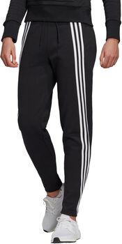 adidas 3-Stripes Doubleknit broek Dames Zwart