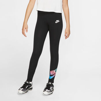 Nike Sportswear Favorites tight Meisjes Zwart