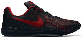 Nike Mamba Instinct basketbalschoenen Heren Zwart