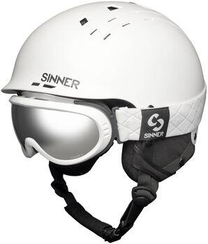 Sinner Combi-pack helmen (Pincher Runner II) Heren Wit