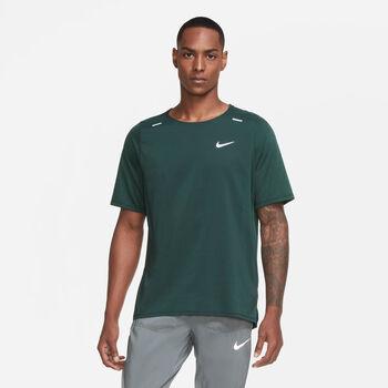 Nike Breathe Rise 365 top Heren Groen