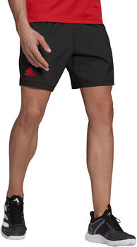 adidas Tennis  Primeblue Ergo 7-Inch Short Heren Zwart