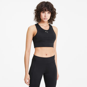 Puma RTG Crop top Dames Zwart