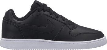 Nike Ebernon Low sneakers Dames Zwart