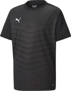 Puma FTBLPlay Graphic kids shirt Jongens Zwart