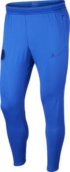 Nike Chelsea Dry Strike trainingsbroek Heren Blauw