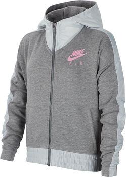 Nike Air Full Zip kids vest Zwart