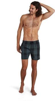 Speedo Check Leisure zwemshort Heren Zwart