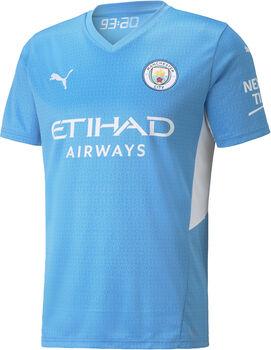 Puma Manchester City FC thuisshirt 21/22 Heren Blauw