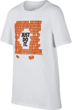 Nike Sportswear shirt Jongens Wit