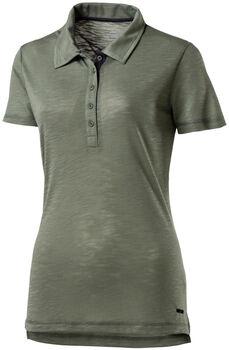 McKINLEY Urban Chama II shirt Dames Groen