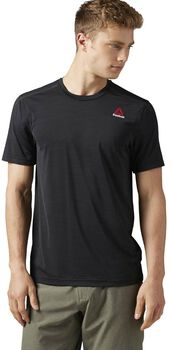 Reebok ACTIVchill Performance shirt Heren Zwart