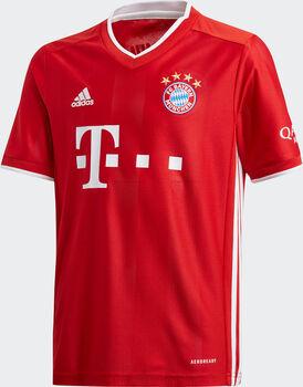 adidas FC Bayern München kids thuisshirt 2020/2021 Rood