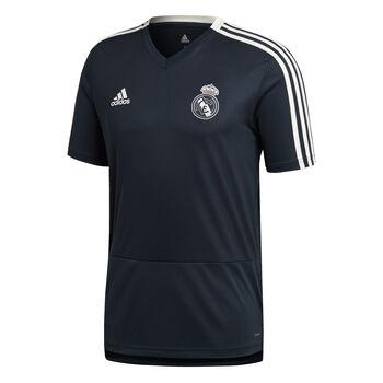 ADIDAS Real Madrid Trainingsshirt 2018-2019 Heren Wit
