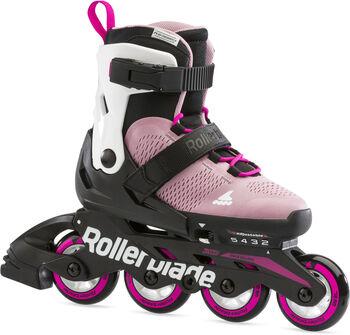 Rollerblade Microblade kids skeelers Meisjes Roze