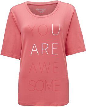 ENERGETICS Germina shirt Dames Roze