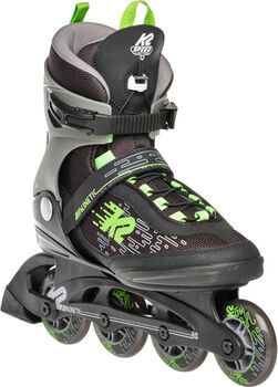 K2 Kinetic 80 PRO II skeelers Dames Zwart