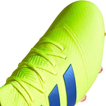 ADIDAS Nemeziz 18.1 FG voetbalschoenen Heren Geel