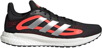 adidas SolarGlide 4 Schoenen Heren Zwart