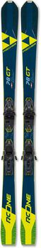Fischer RC One 78 GT ski's Heren Blauw