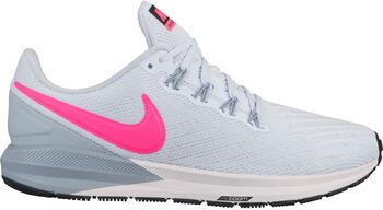 Nike Air Zoom Structure 22 hardloopschoenen Dames Blauw