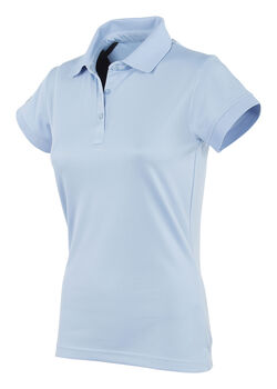 Hummel Corporate Climatec Polo Ladies Heren Blauw