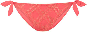 Cyell bikinibroekje met lage pasvorm Dames Rood