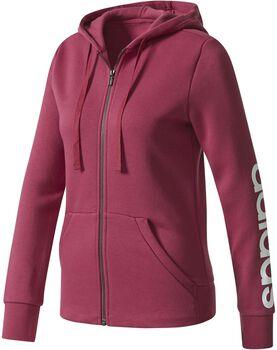 Adidas Essentials hoodie Dames Paars